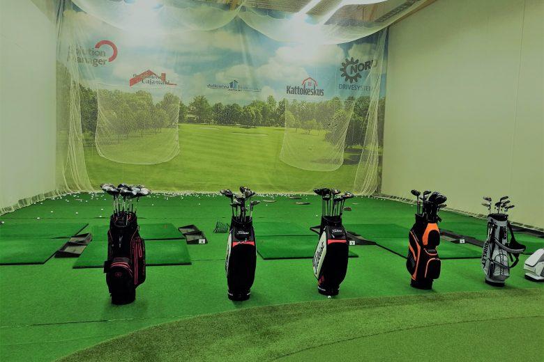 Golf Sky puttauspiste