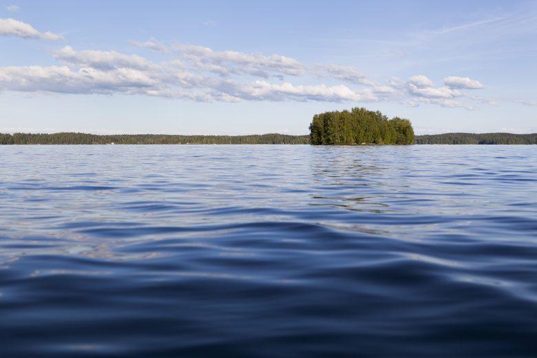 Pyhäjärvi, Kattisaari
