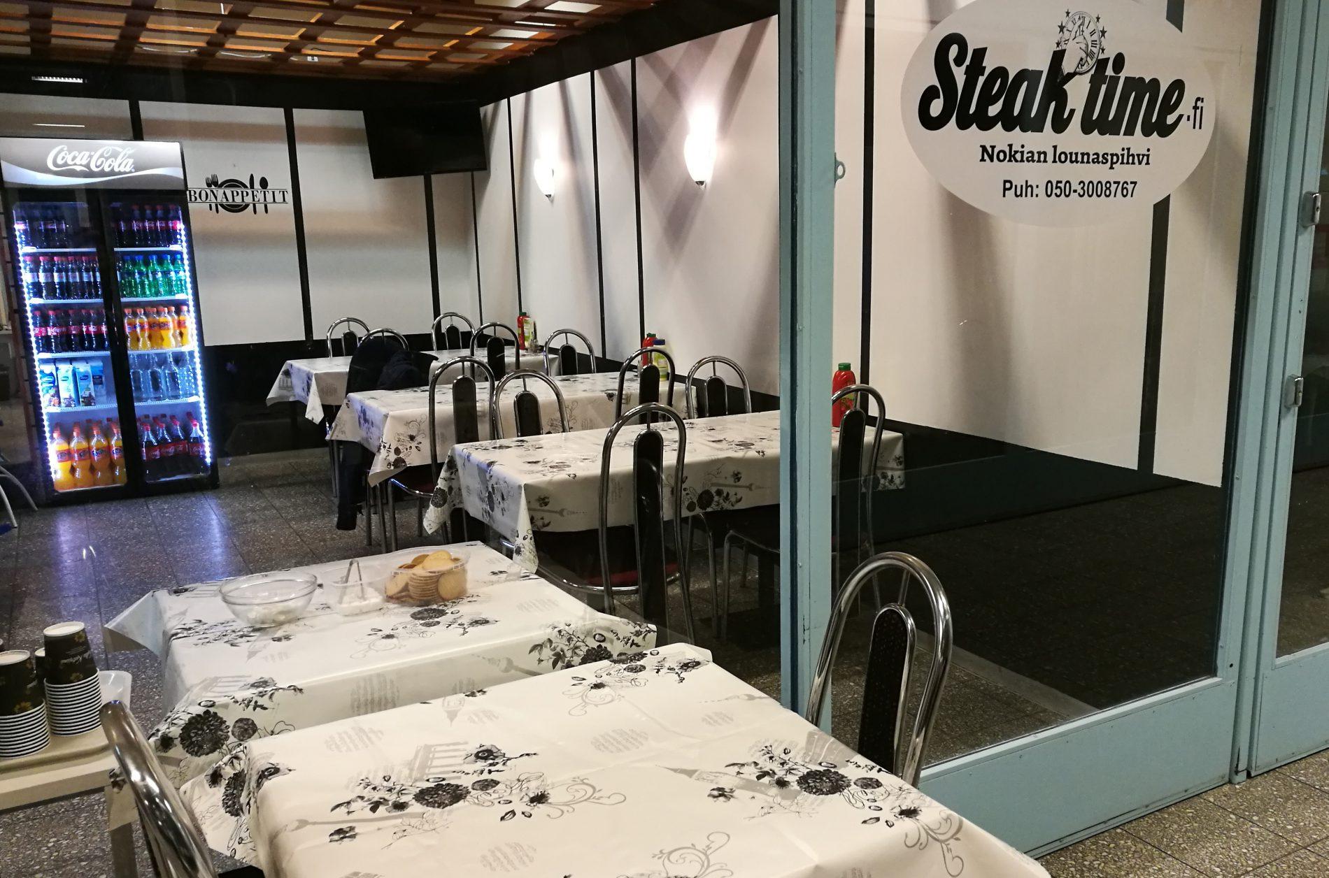 Steaktime ruokasali