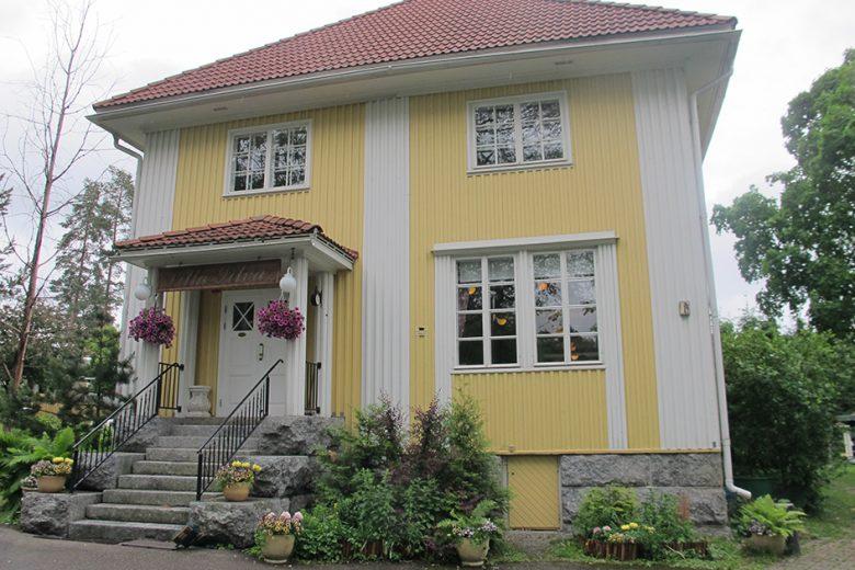 Villa Silvan päärakennus